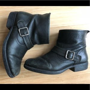 Steve Madden motorcycle boots